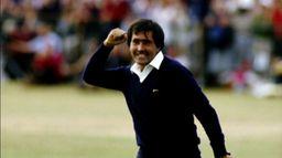 Portrait de Seve Ballesteros : Golf Européen