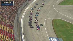 Course 3 - Michigan : INDYCAR i-Racing Challenge
