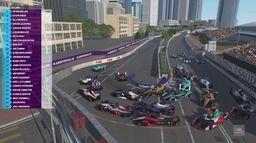 Course 1 - Hong Kong : ABB Formula E Race at Home Challenge