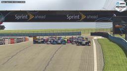 Course 1 - Watkins Glen : INDYCAR i-Racing Challenge