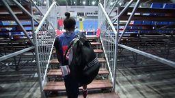 Le portrait d'Olivia Epoupa diffusé lors de l'Euro Basket FIBA 2015 : Retro - Basket