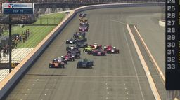 Course 6 - Indianapolis : INDYCAR iRacing Challenge