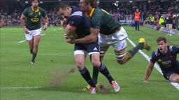 Un essai si spécial pour Scott Spedding face aux Springboks en juin 2017 : Retro - Rugby