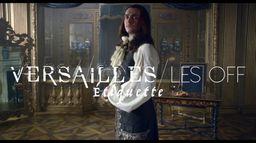 Versailles les OFF - L'étiquette