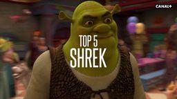 Shrek - Top 5