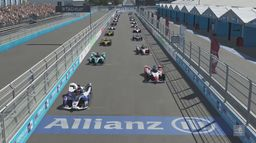 Course 6 - New York : abb Formula E Race at Home Challenge