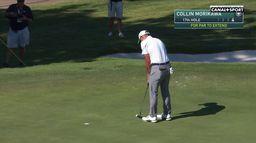 Un final en qui va se jouer à quelques centimètres du trou - Charles Schwab Challenge : PGA Tour Charles Schwab Challenge