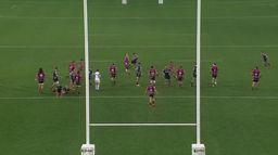 Le drop de la gagne de Bryn Gatland pour les Highlanders : Super Rugby Aotearoa