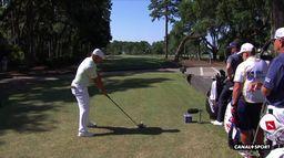 Un drive monstrueux de Bryson DeChambeau : RBC Heritage PGA Tour