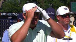 Un fer 8 de Bryson DeChambeau pour faire 170 mètres : RBC Heritage PGA Tour