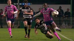 Djibril Camara, un joueur à part : Retro - Rugby - Anniversaire
