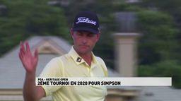 Deuxième tournoi cette saison pour Webb Simpson - Heritage Open : PGA Tour
