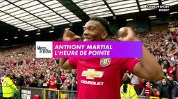 Les 14 buts d'Anthony Martial cette saison : Premier League