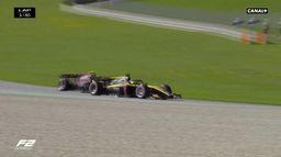 Guanyu Zhou reprend la tête : GP d'Autriche Formule 2