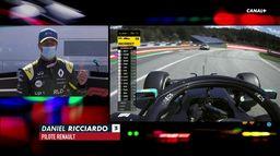 Grosse déception pour Daniel Ricciardo : #AustrianGP