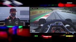 Max Verstappen semble dépité de son abandon : #AustrianGP