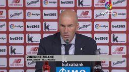 Le Real Madrid file vers le titre après sa victoire à Bilbao : Liga