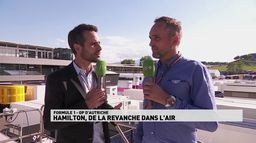 Hamilton de la revanche dans l'air pour le prochain GP : Grand prix d'Autriche
