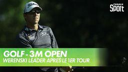 Werenski leader, Johnson abandonne : 3M Open - 1er tour
