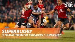 Le résumé de Crusaders / Hurricanes : SuperRugby