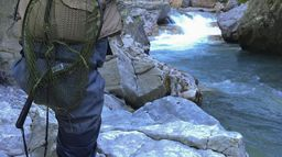 Pêche de montagne au coeur des Pyrénées
