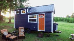 Mini-maison à emporter