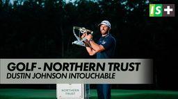 Impérial Dustin Johnson ! : Golf - PGA Northern Trust