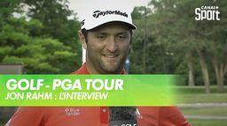 BMW Championship - Victoire de Jon Rahm : PGA Tour