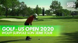 Wolff survole son 3ème tour : US Open