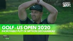 Incroyable putt de Bryson DeChambeau : US Open