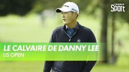 L'interminable calvaire de Danny Lee : US Open