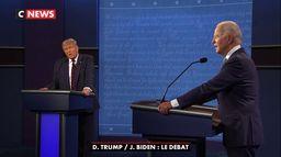 Donald Trump: «Moi j'ai fait les choses et il y a eu un boom économique»