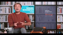 """Héritage""  - Miguel Bonnefoy"