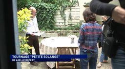 En coulisses - Petite Solange