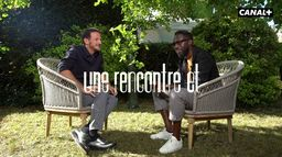 Vincent Dedienne et Thomas Ngijol