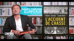 """L'Accident de chasse"" - David L. Carlson & Landis Blair"