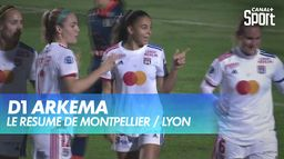 Le résumé de Montpellier / Lyon : D1 Arkema