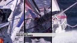 Drôles de dames : Vendée Globe 2020
