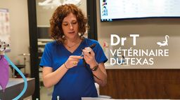 Dr T, vétérinaire du Texas