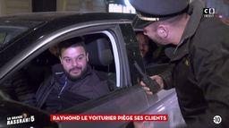 Raymond le voiturier a récidévé... et a piégé des nouvelles personnes