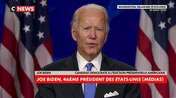 Tout savoir sur Joe Biden, le 46e président des Etats-Unis