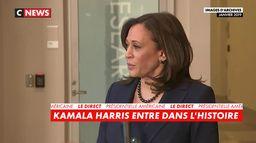 Tout savoir sur Kamala Harris, première vice-présidente des Etats-Unis