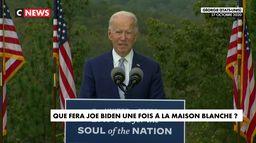 Les missions de Joe Biden une fois à la Maison Blanche