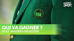 Qui va gagner le Masters d'Augusta ? : Golf
