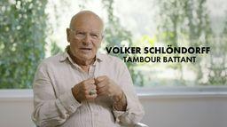 Volker Schlöndorff, tambour battant