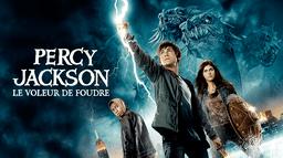 Percy Jackson - le voleur de foudre
