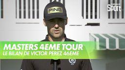 Le bilan de Victor Perez : Masters 4ème tour