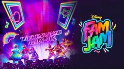 Disney Fam Jam, défis en famille