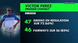 Victor Perez premier contact : Golf+ le mag
