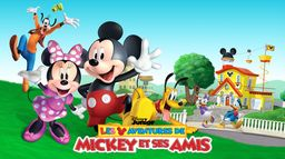 Mickey et ses amis : Mickey Mouse ixed-up adventures S3 Splits
